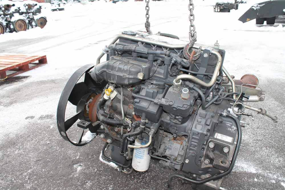 Motor Iveco F4AE second hand 2009