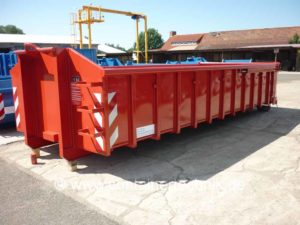 Producator containere abroll cereale - container transport fier vechi - moloz