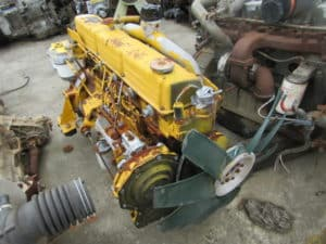 Motor FORD 2700 Second hand