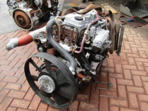 Motor IVECO TECTOR Second hand