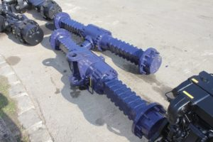 Axle Spicer 311-112-9002