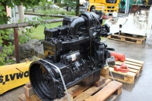 Motor Case 6T-590 second hand