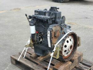 Motor IVECO F4GE0454A second hand